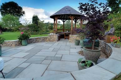 Paving Slabs And Accessories