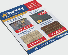 Hevey Building Supplies Brochure