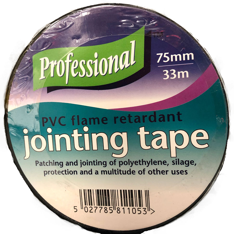 Ultratape Professional 33m x 75mm PVC Jointing Tape