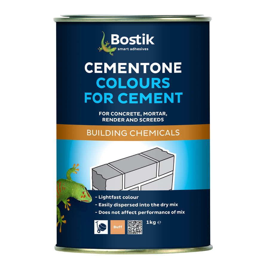 Bostik No1 Buff Cementone Colour For Cement 1Kg