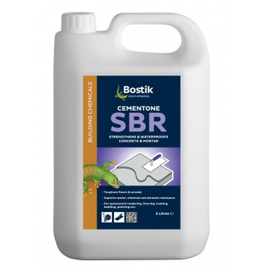 Bostik Cementone SBR Water Proofer 5 Ltr