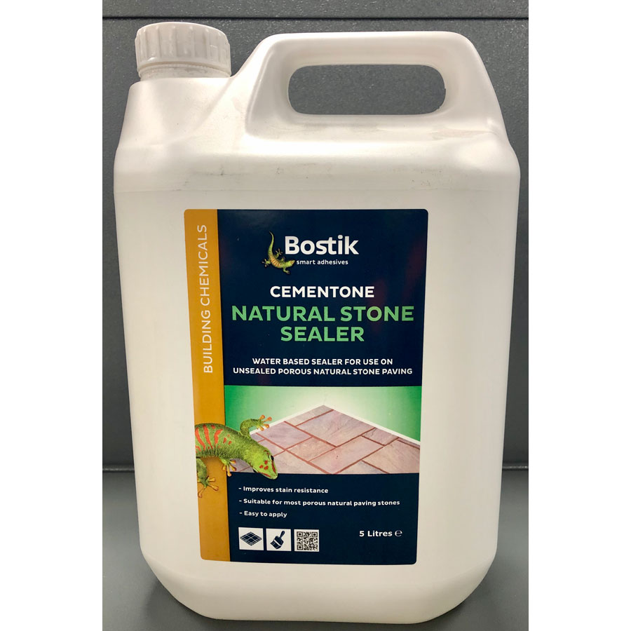 Bostik Cementone Natural Stone Sealer 5 Ltr