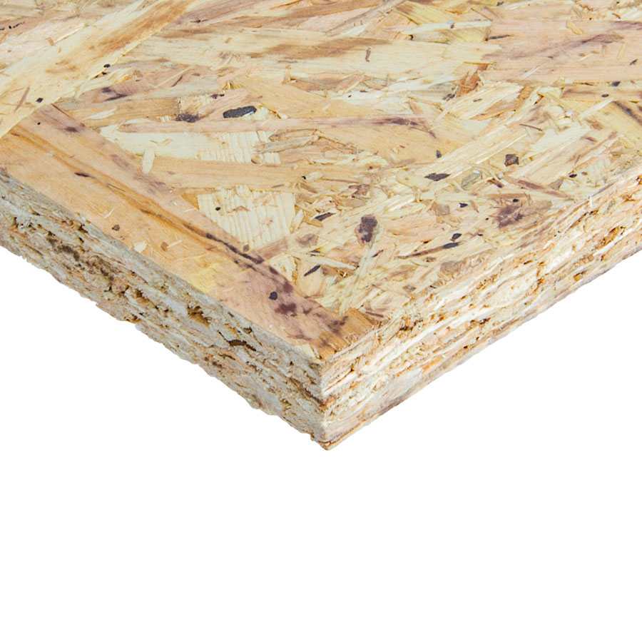 18mm x 1220mm x 2440mm OSB 3 General Purpose Board