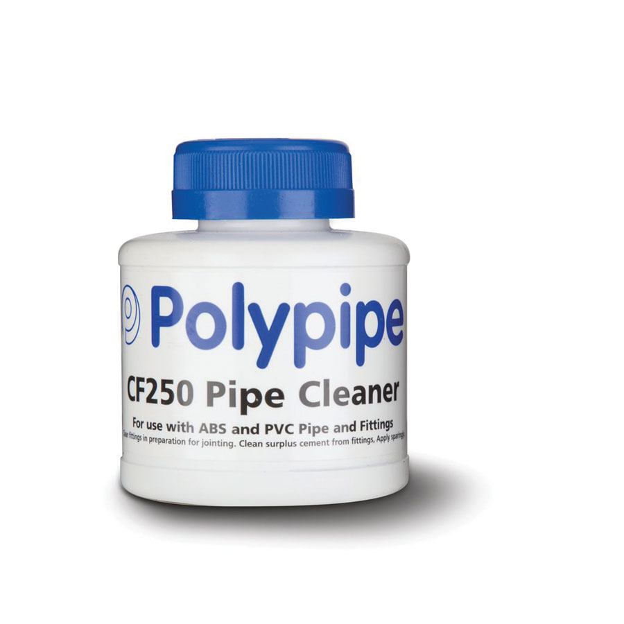Polypipe CF250 Cleaning Fluid 250ml