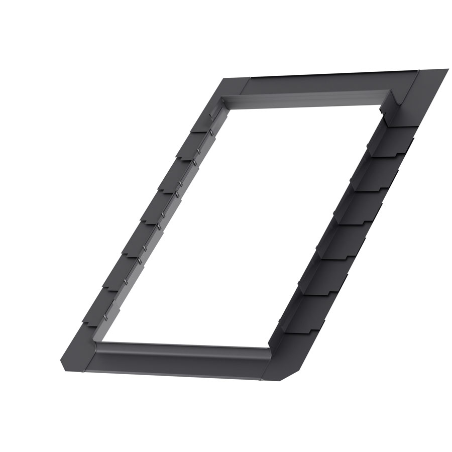 Velux EDL CK04 0000 550mm x 980mm Slate Flashing