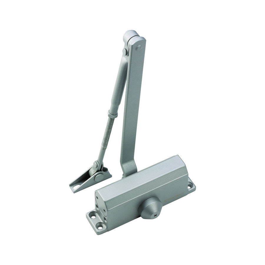 Fireband FB137 Size 3 Silver Up To 60Kg Door Closer