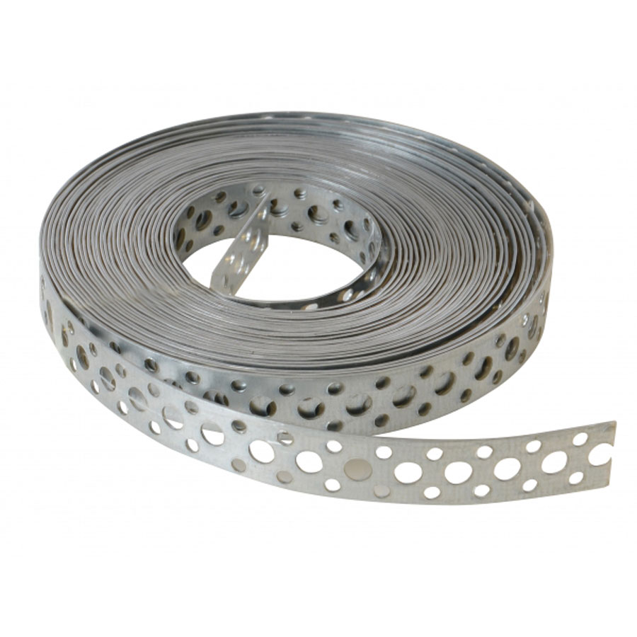 Forgefix GB20 Builders Fixing Band Galvanised 20mm x 1mm x 10m