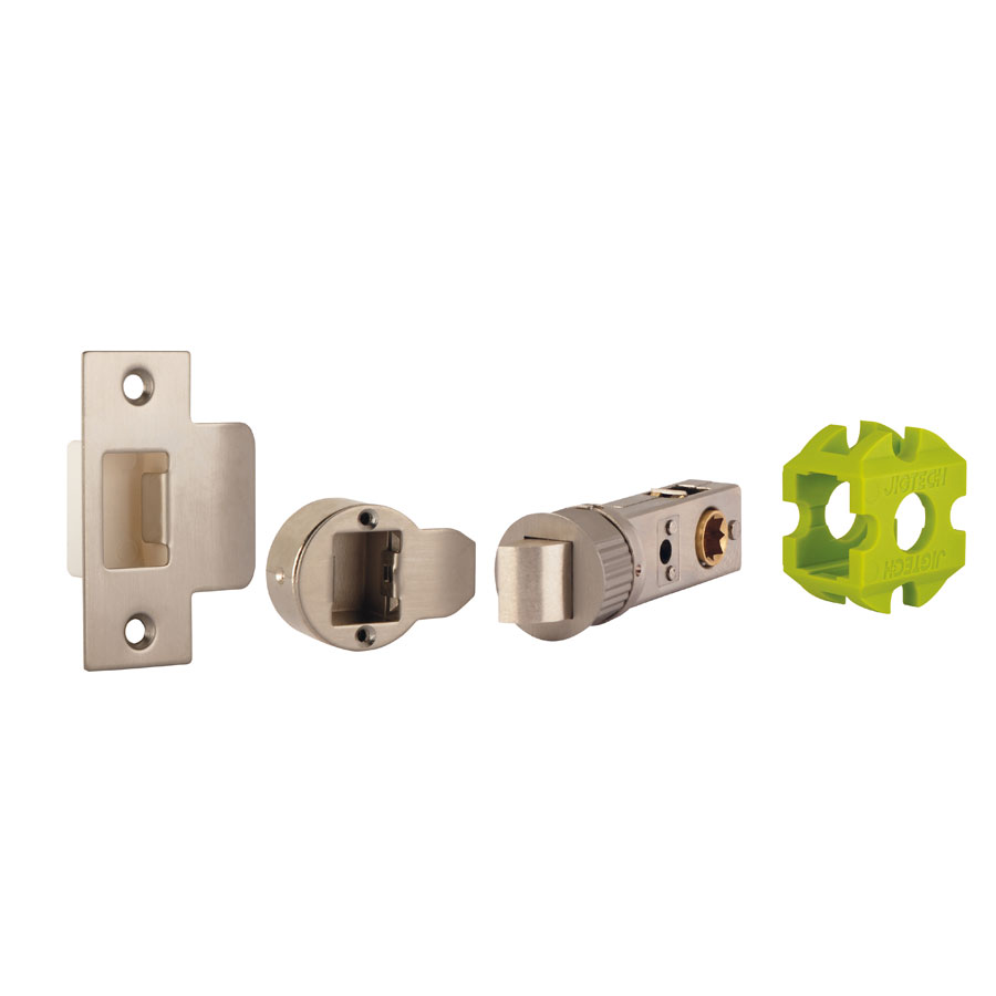 Jigtech JTL4220 Satin Nickel Plated 57mm Smart Standard Passage