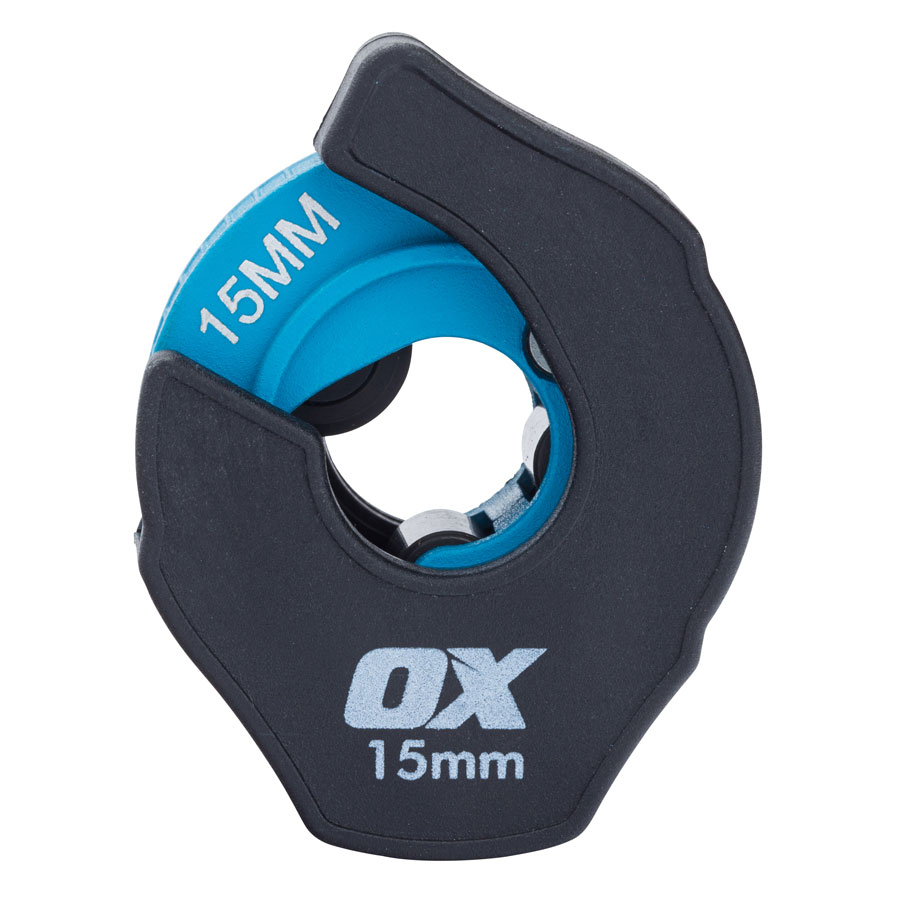 OX Pro OX-P449615 15mm Ratchet Copper Pipe Cutter