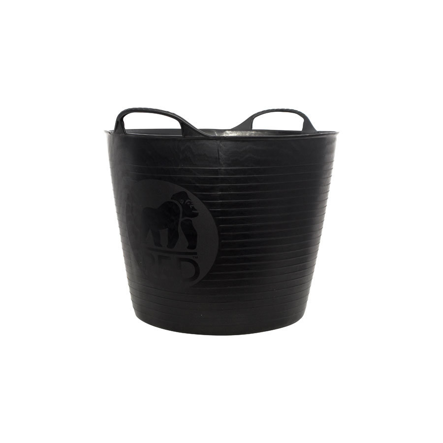 Red SP26 Tubtrugs Medium Flexible Tub 26 Ltr