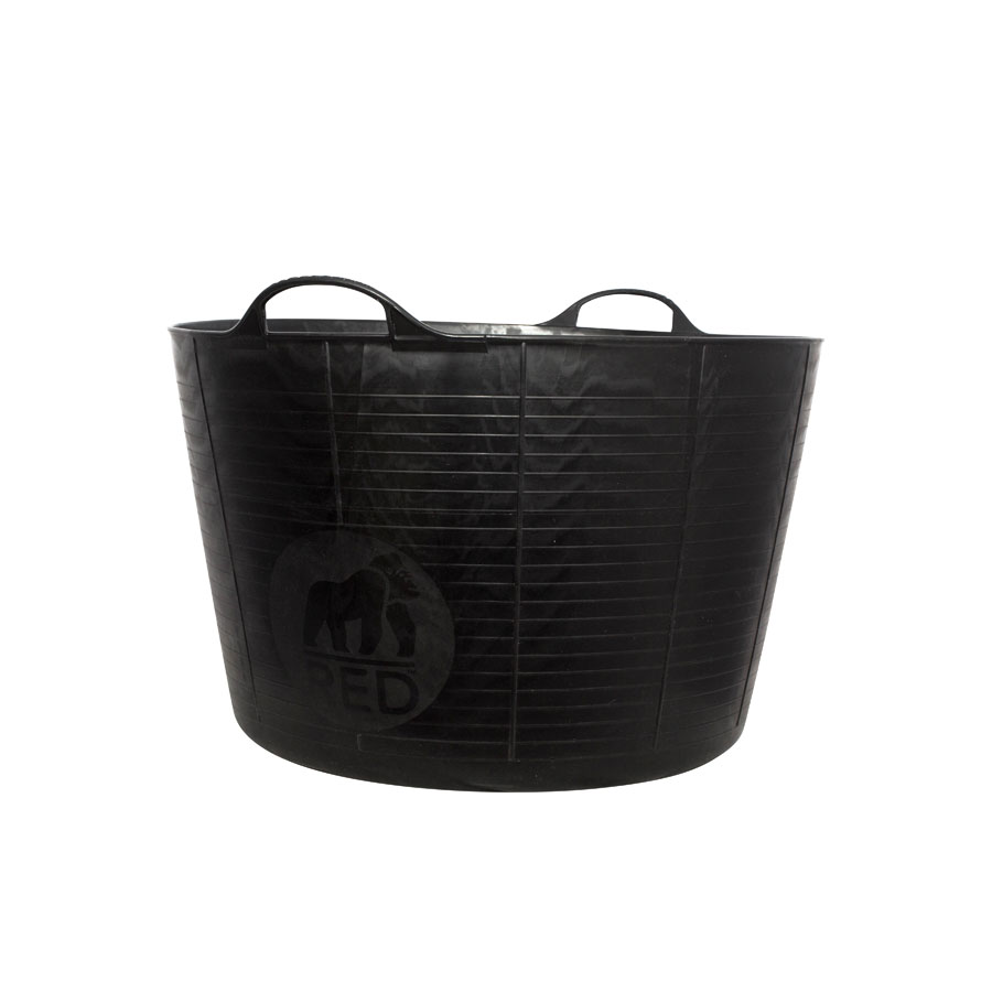 Red SP75 Tubtrugs Extra Large Flexible Tub 75 Ltr